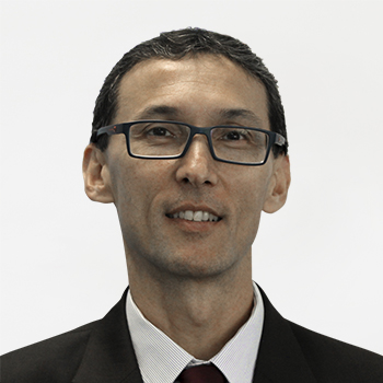 Professor Valmor Tricoli, Provost for International Cooperation, University of São Paulo