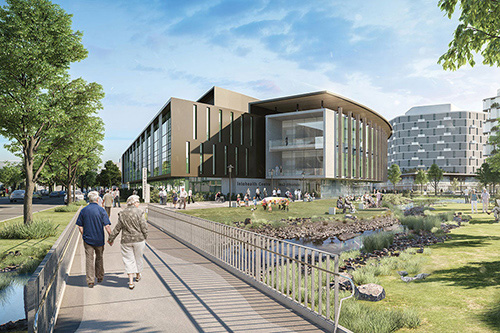 UOW Health and Wellbeing Precinct
