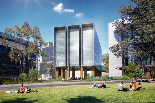 Molecular and Life Sciences facility